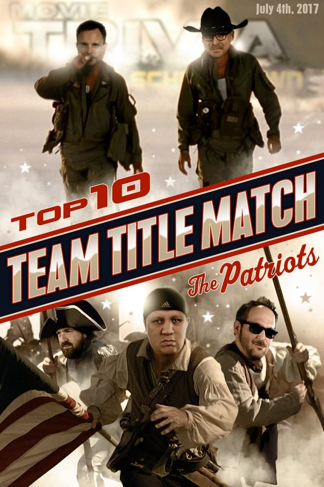 Patriots vs Top 10