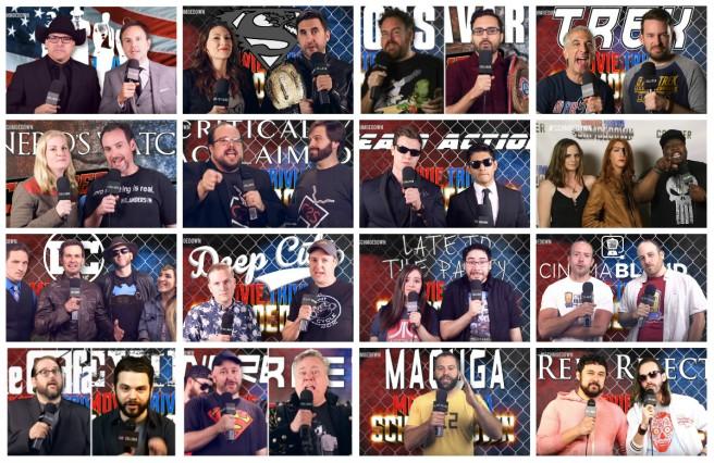Team Tournament Collage