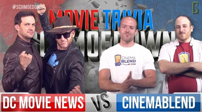 DC vs Cinemablend