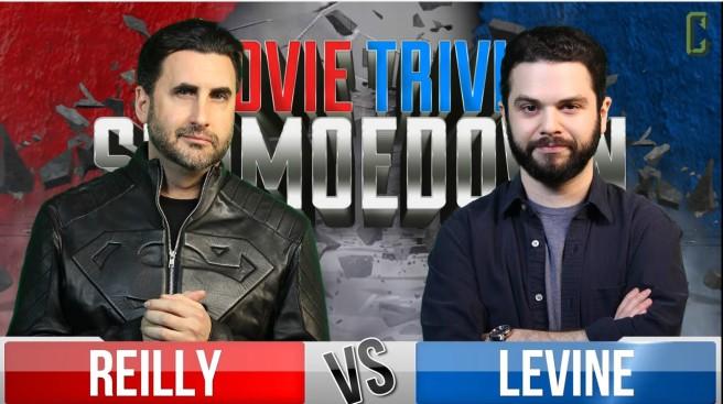 Reilly vs Levine